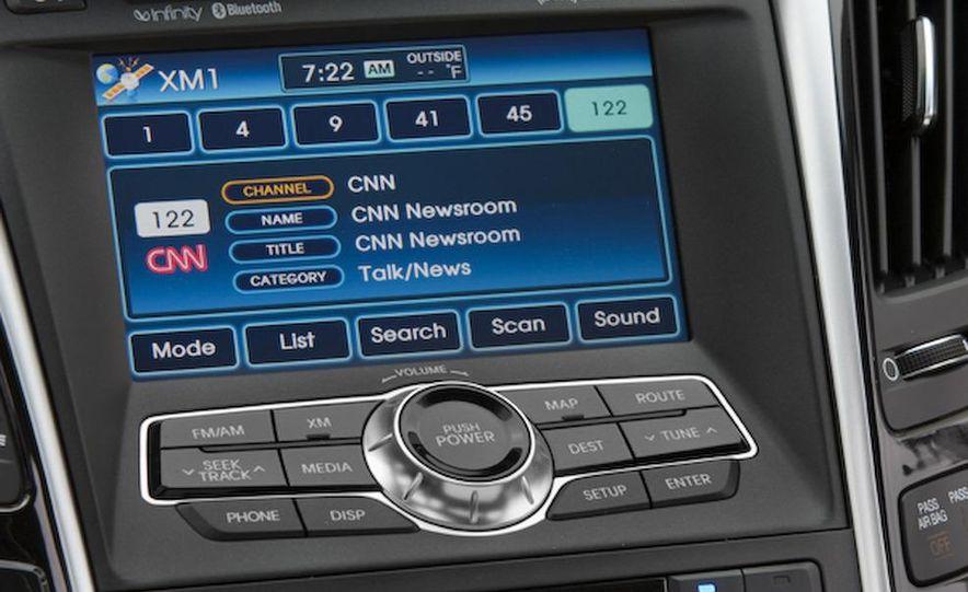 2011 Hyundai Sonata hybrid - Slide 54