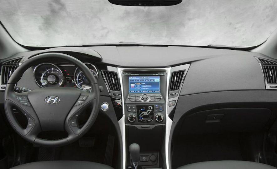 2011 Hyundai Sonata hybrid - Slide 49