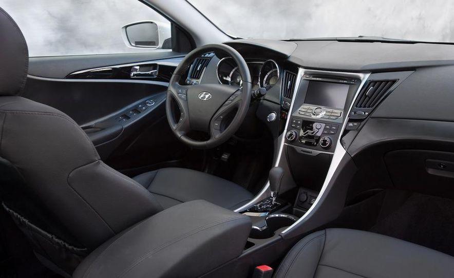 2011 Hyundai Sonata hybrid - Slide 47