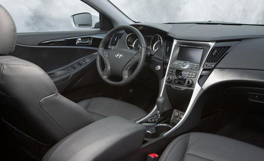 2011 Hyundai Sonata hybrid - Slide 48