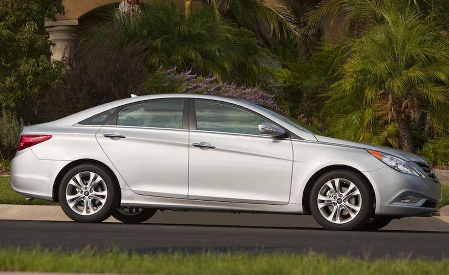 2011 Hyundai Sonata hybrid - Slide 38
