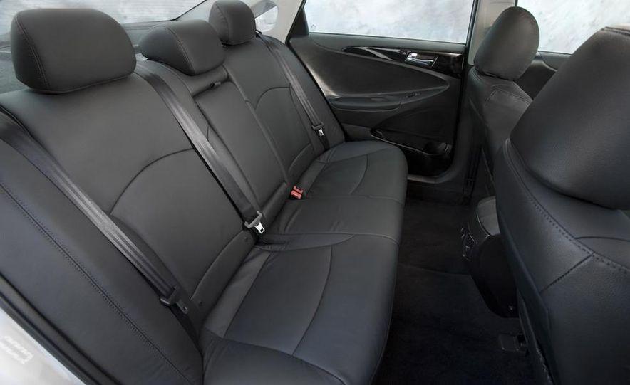 2011 Hyundai Sonata hybrid - Slide 52