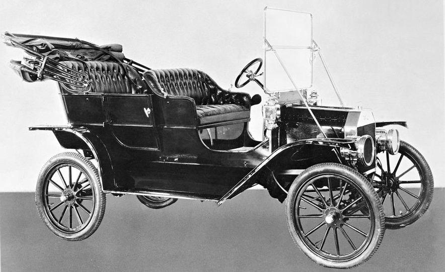 1908 Ford Model T - Slide 1