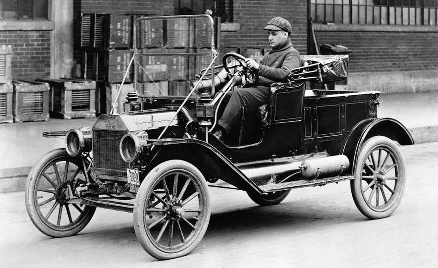 1908 Ford Model T - Slide 3