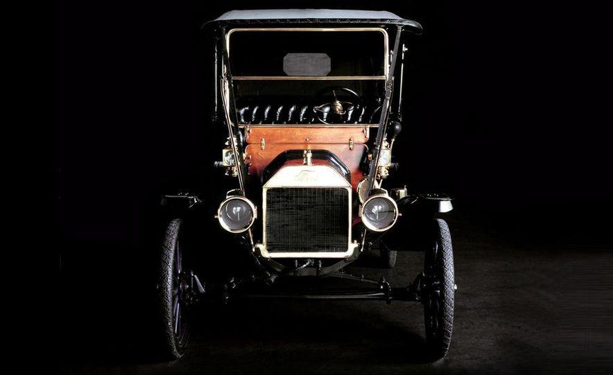 1908 Ford Model T - Slide 4