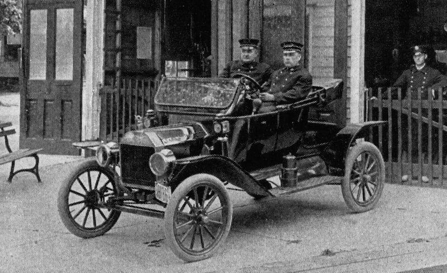 1908 Ford Model T - Slide 5