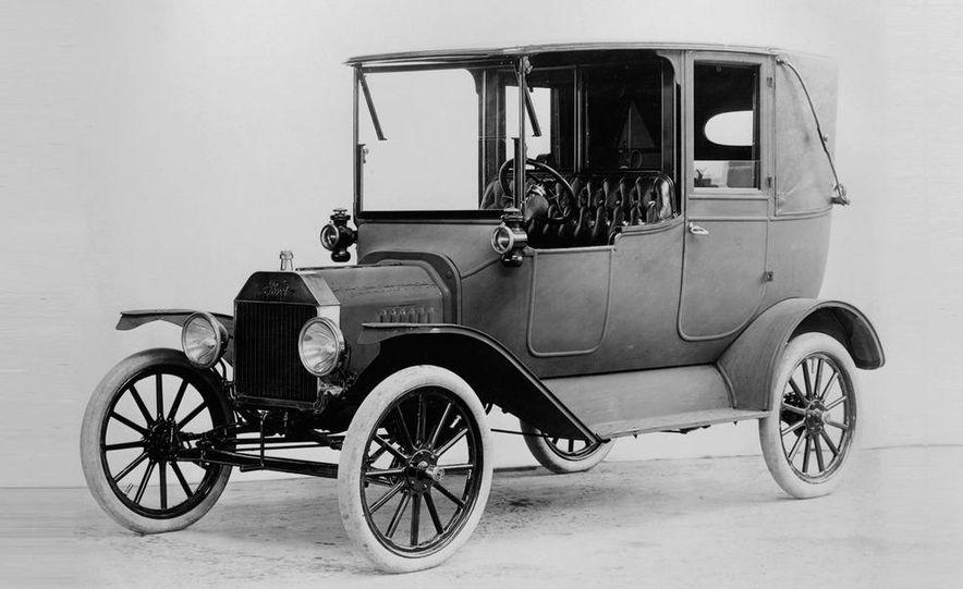 1908 Ford Model T - Slide 6