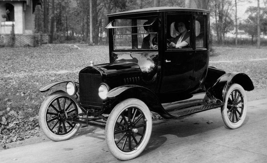 1908 Ford Model T - Slide 8