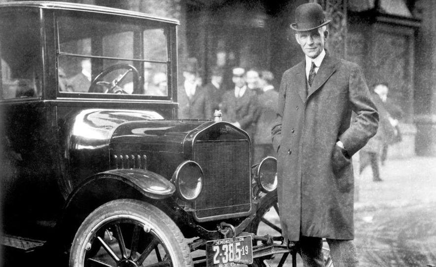 1908 Ford Model T - Slide 14