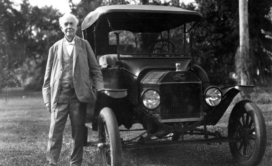 1908 Ford Model T - Slide 13
