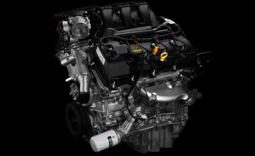 2011 Ford Mustang V-6 - Slide 55