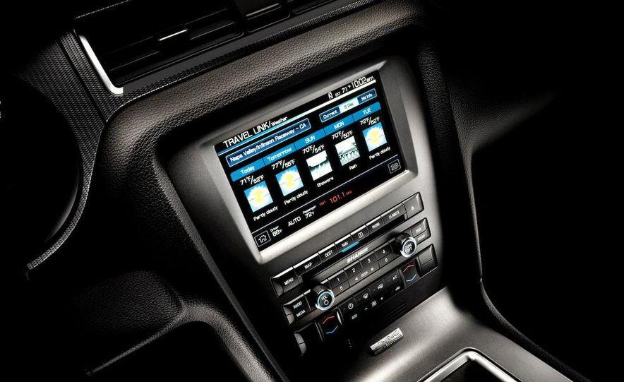 2011 Ford Mustang V-6 - Slide 47