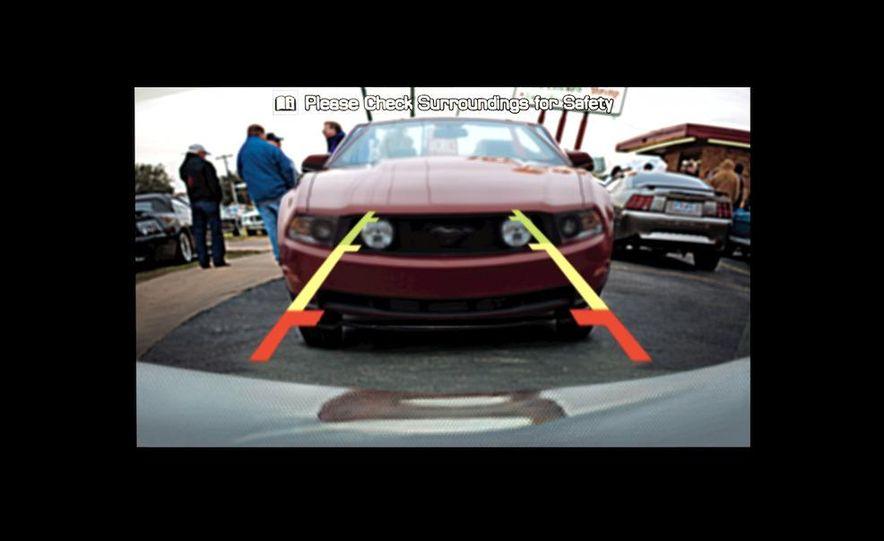2011 Ford Mustang V-6 - Slide 45