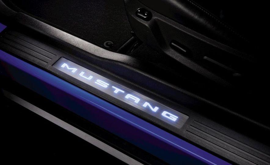 2011 Ford Mustang V-6 - Slide 46
