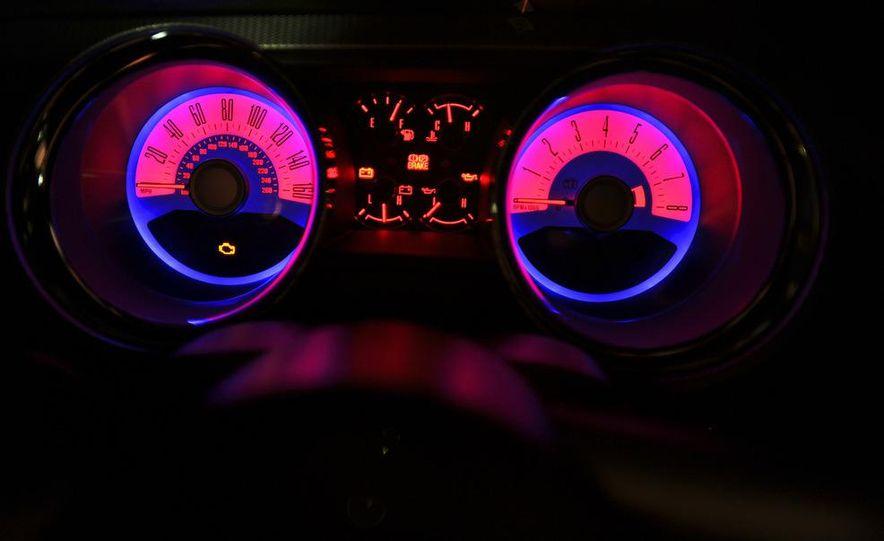 2011 Ford Mustang V-6 - Slide 42