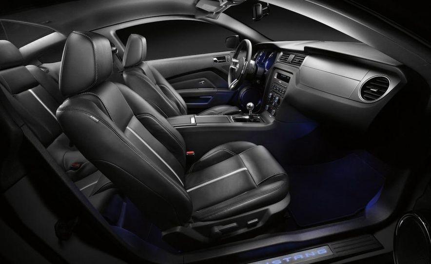2011 Ford Mustang V-6 - Slide 49