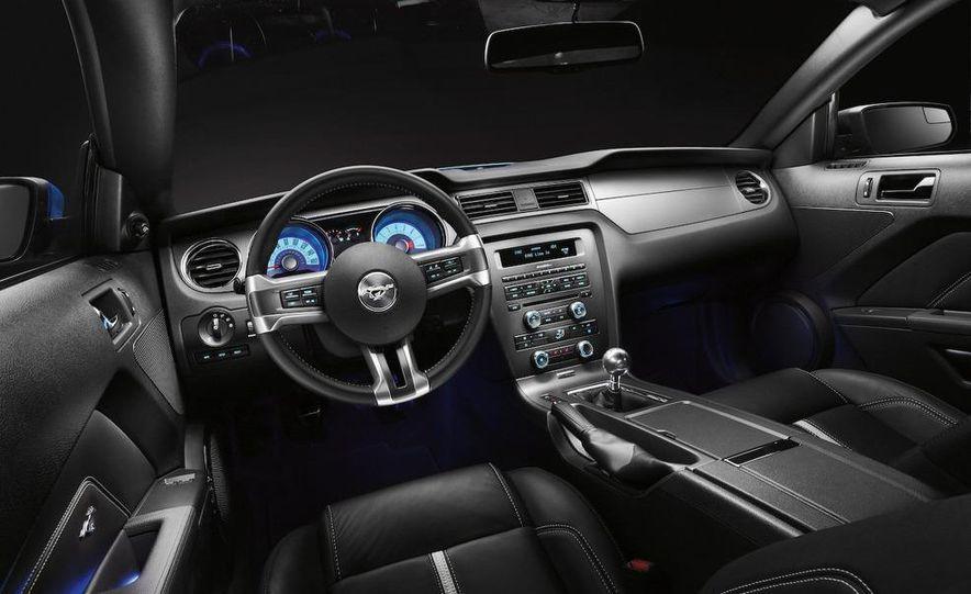 2011 Ford Mustang V-6 - Slide 50
