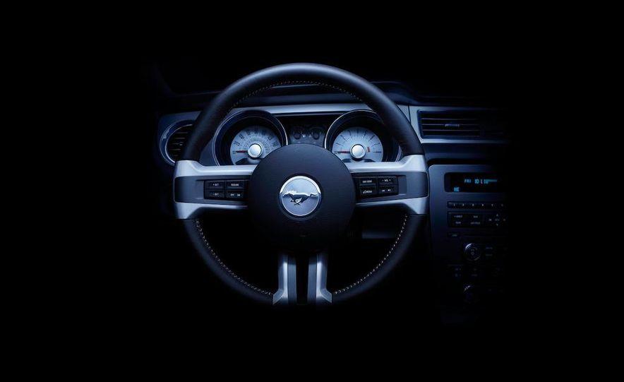 2011 Ford Mustang V-6 - Slide 48
