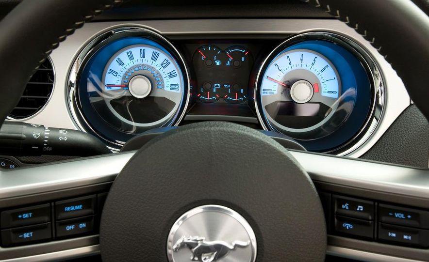 2011 Ford Mustang V-6 - Slide 51