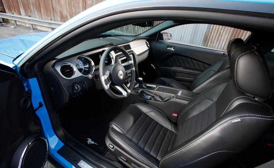 2011 Ford Mustang V-6 - Slide 4