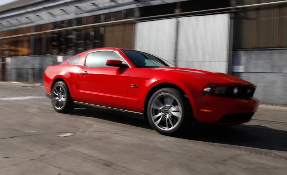 ford mustang 2011 gt 5.0