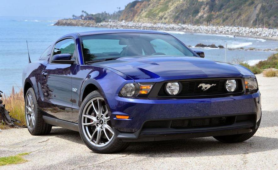 2011 Ford Mustang GT 5.0 - Slide 21