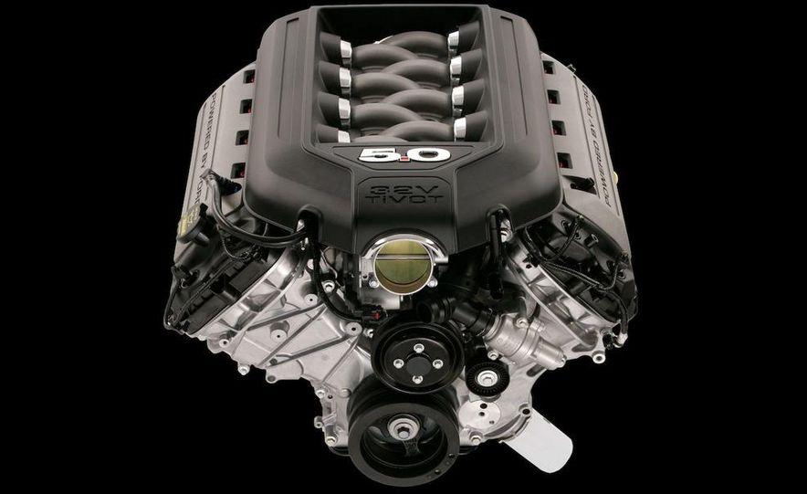 2011 Ford Mustang GT 5.0 - Slide 44