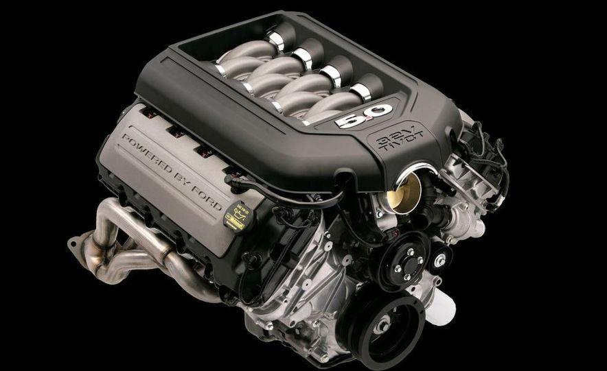 2011 Ford Mustang GT 5.0 - Slide 45