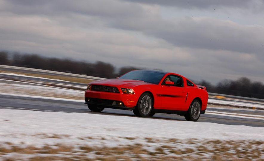 2011 Ford Mustang GT 5.0 - Slide 8