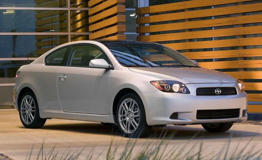 2011 Scion tC - Slide 77
