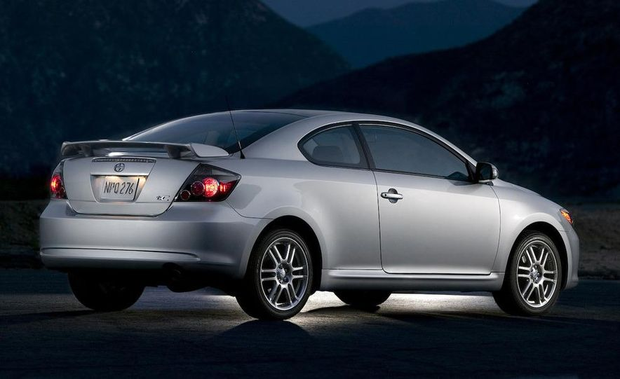 2011 Scion tC - Slide 82