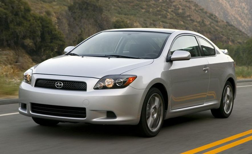 2011 Scion tC - Slide 83