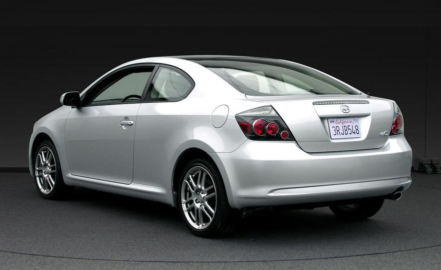 2011 Scion tC - Slide 84