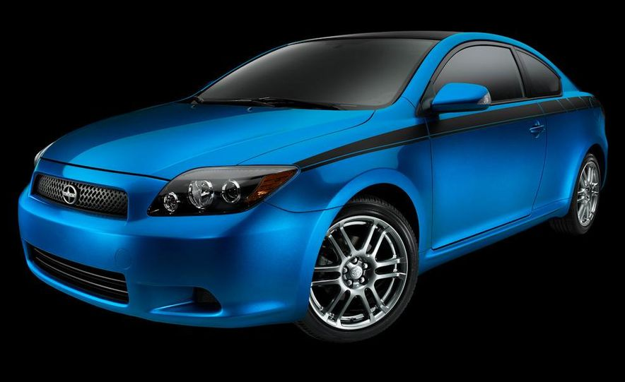 2011 Scion tC - Slide 67