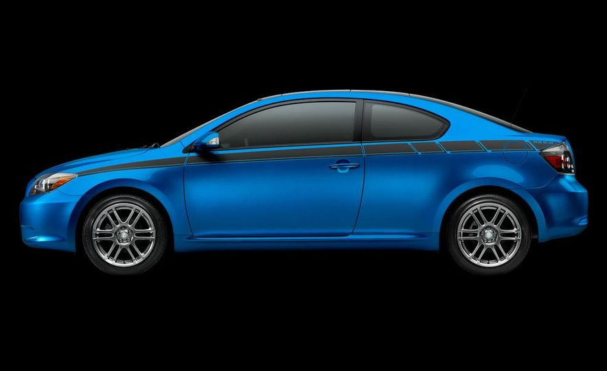 2011 Scion tC - Slide 69
