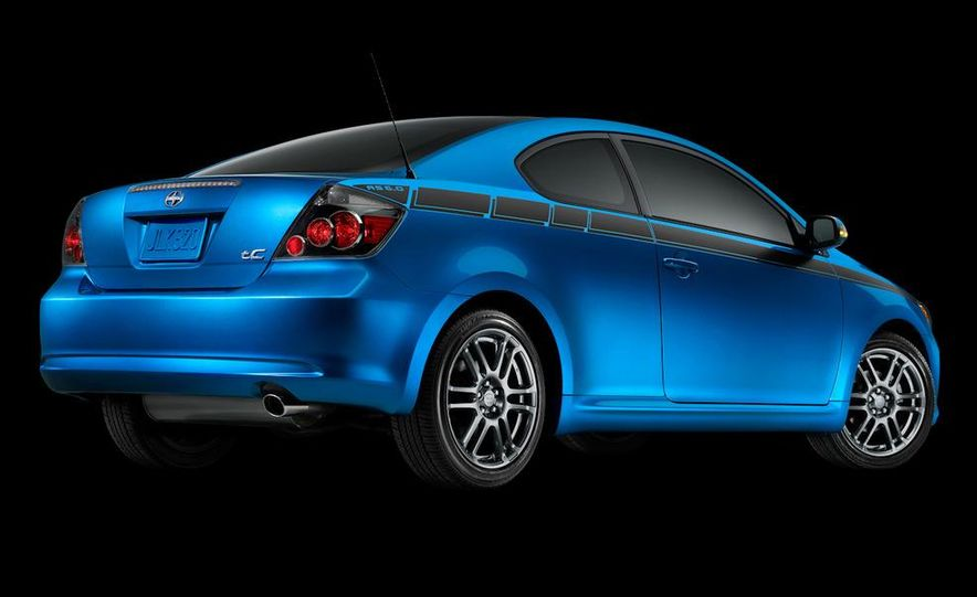 2011 Scion tC - Slide 70