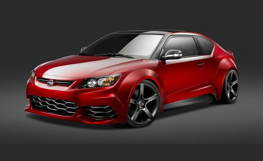 2011 Scion tC - Slide 26