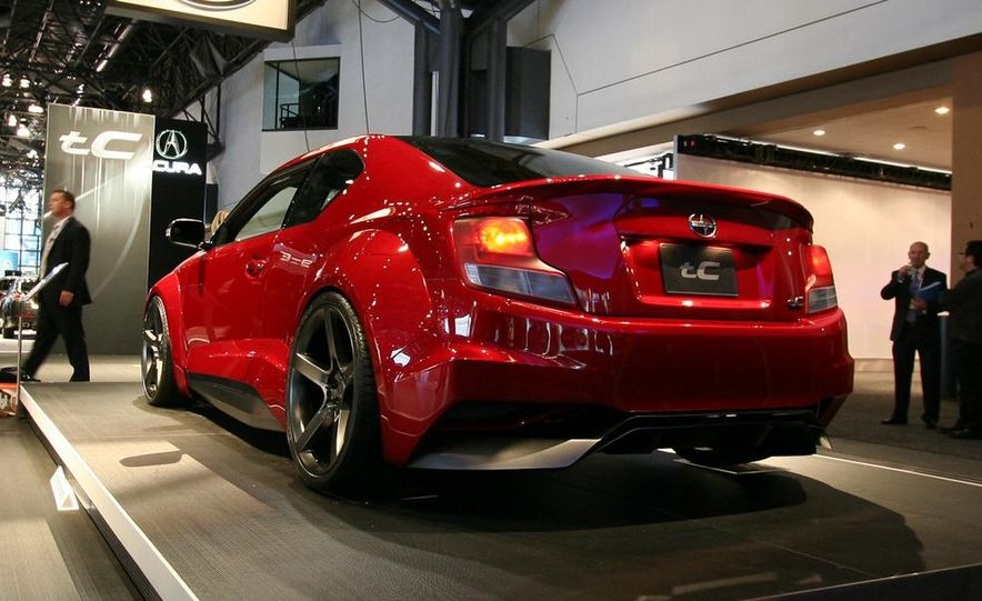 2011 Scion tC - Slide 17