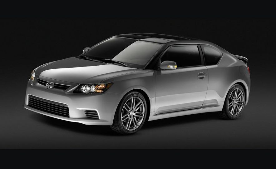2011 Scion tC - Slide 21