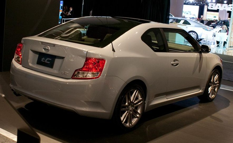 2011 Scion tC - Slide 8