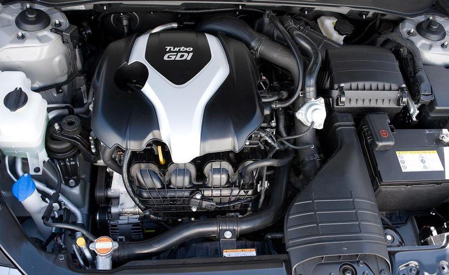 2011 Hyundai Sonata 2.0T - Slide 11