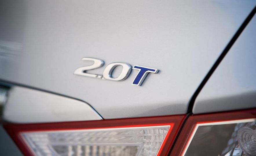 2011 Hyundai Sonata 2.0T - Slide 6