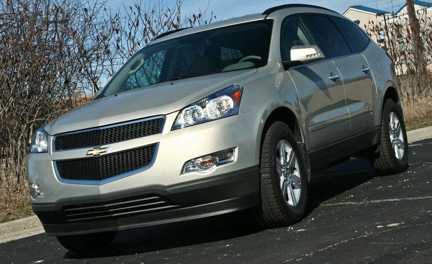 2010 Chevrolet Traverse FWD - Slide 20