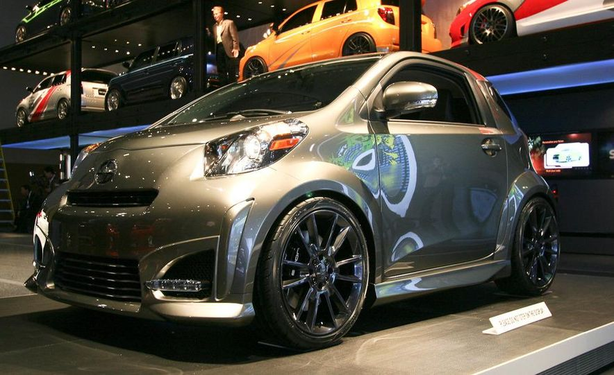 2011 Scion iQ by Five Axis - Slide 1