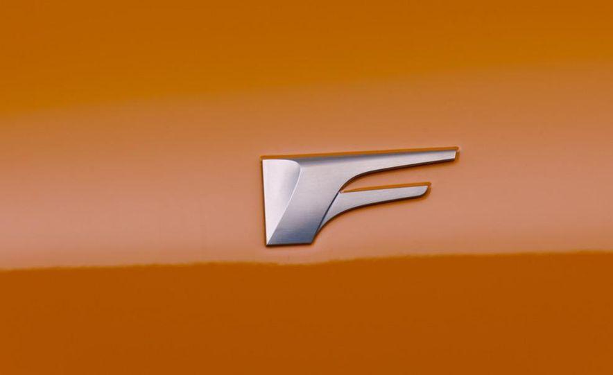 2012 Lexus LFA Nürburgring Package - Slide 44