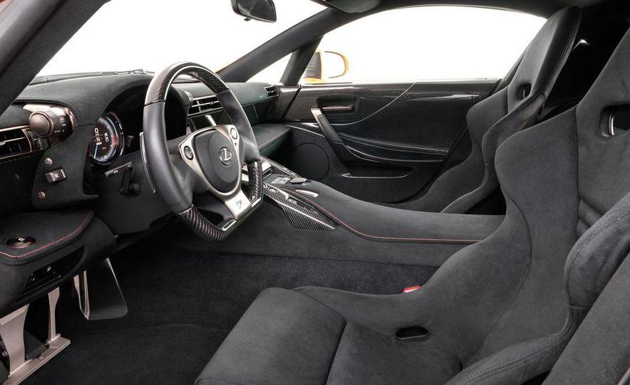 2012 Lexus LFA Nürburgring Package - Slide 53