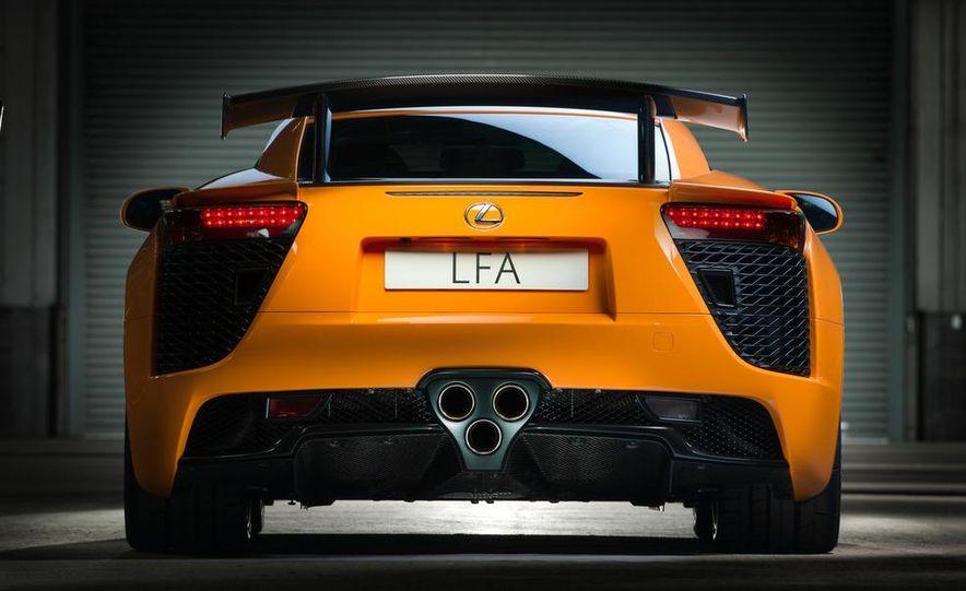 2012 Lexus LFA Nürburgring Package - Slide 26