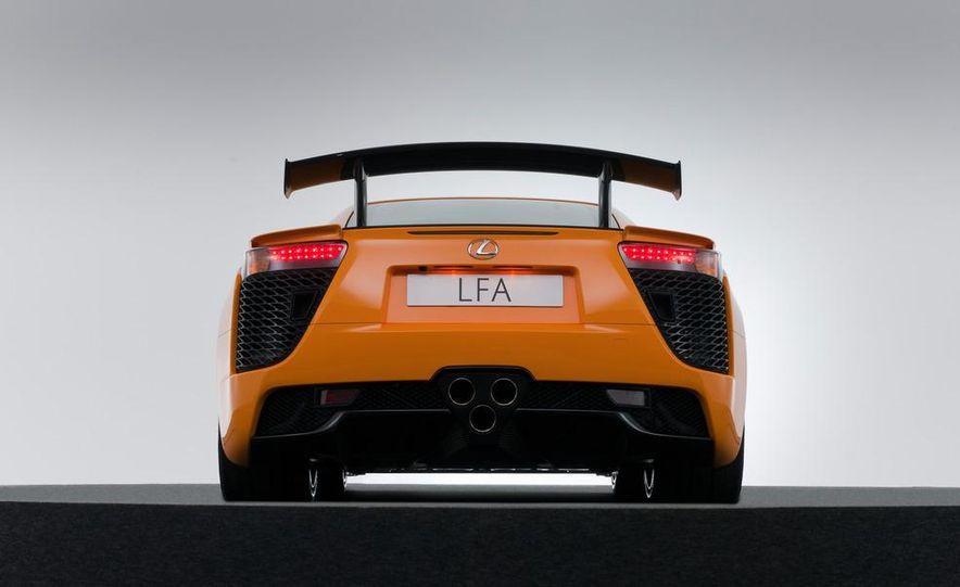 2012 Lexus LFA Nürburgring Package - Slide 38