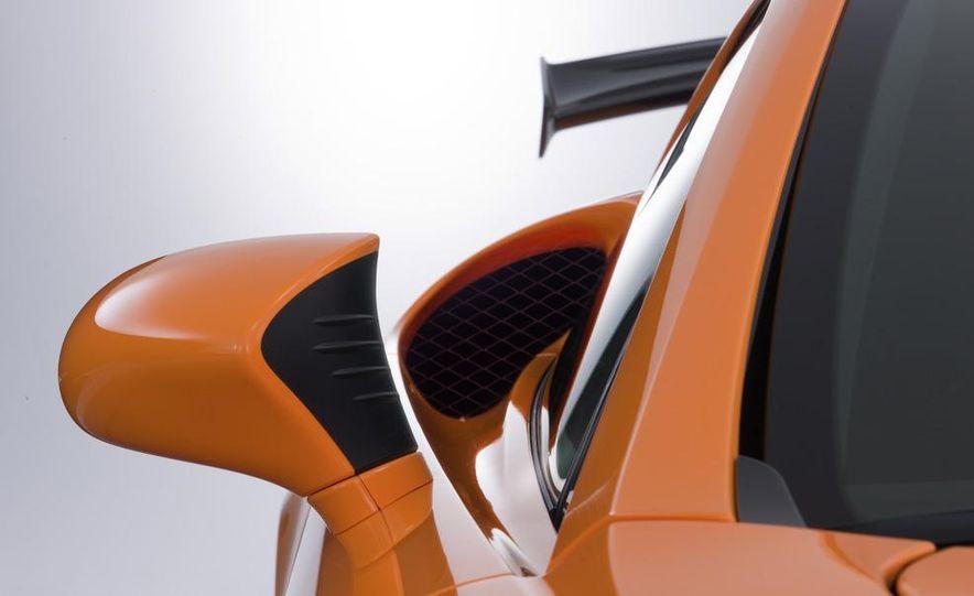 2012 Lexus LFA Nürburgring Package - Slide 49