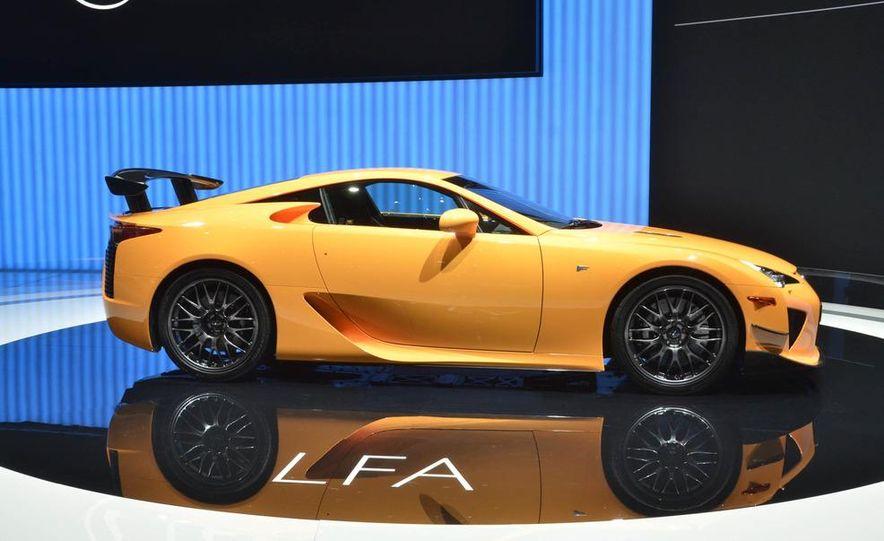 2012 Lexus LFA Nürburgring Package - Slide 2